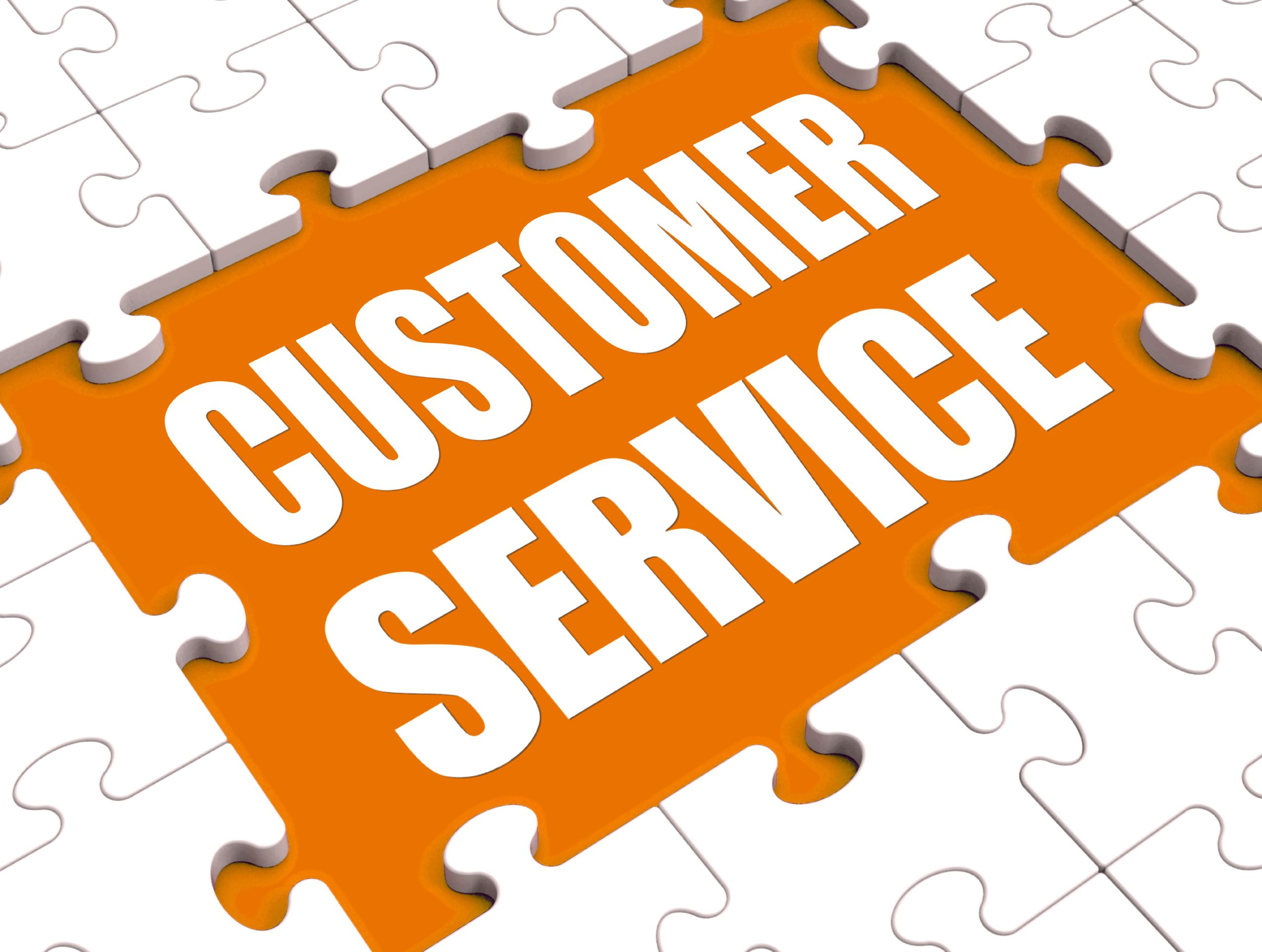 what is great customer service skills