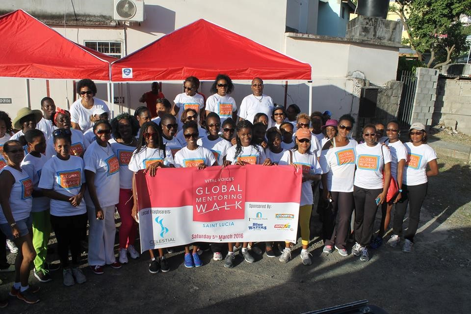 VITAL VOICES Global Mentoring Walk